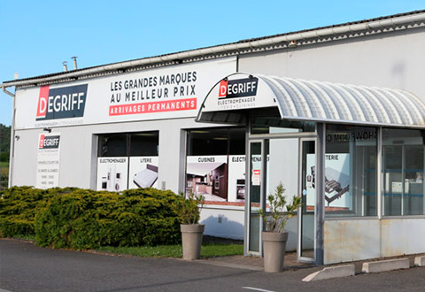 magasin degriff pins justaret